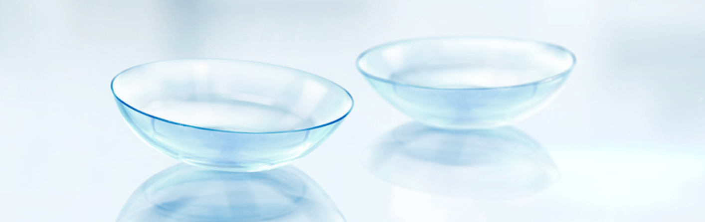 Contact lens wear and COVID-19
